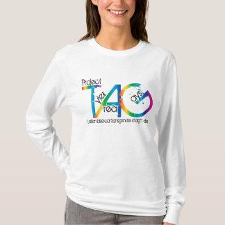 TAG Rainbow Long Sleeve T-Shirt
