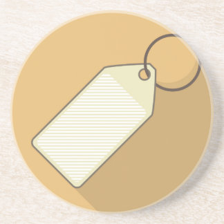 Tag Sandstone Coaster