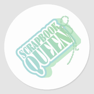 Tag Scrapbook Queen