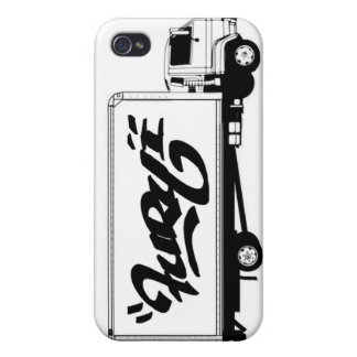 tag truck iPhone 4/4S cover