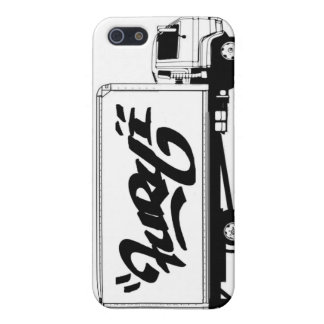 tag truck cover for iPhone 5