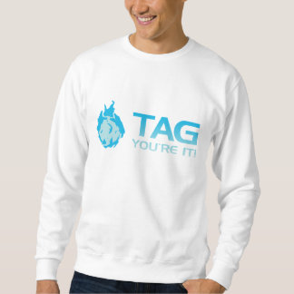 TAG You're it! - Sticky Grenade Halo game gamer Sweatshirt