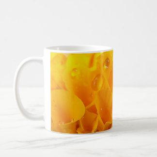 Tagetes Classic White Coffee Mug