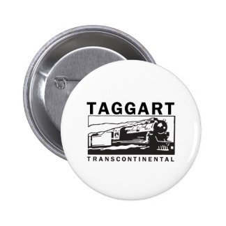 Taggart Transcontinental 2 Inch Round Button