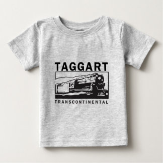 Taggart Transcontinental / Black Logo Shirts