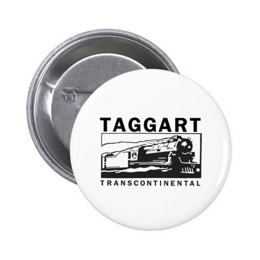 Taggart Transcontinental Buttons