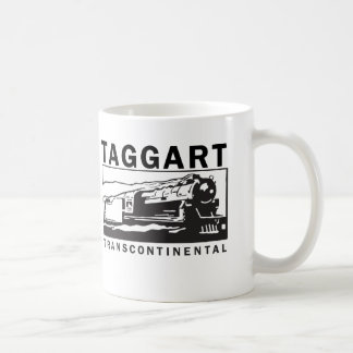 Taggart Transcontinental Coffee Mug