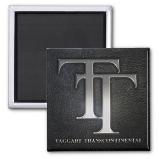 Taggart Transcontinental Magnet