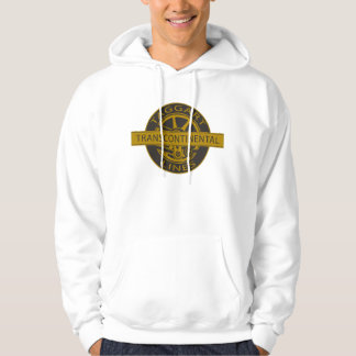 Taggart Transcontinental Men's Pullover Hoodie WHT