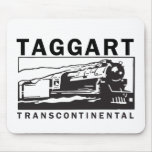 Taggart Transcontinental Mouse Mat