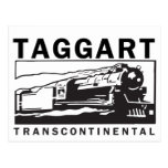 Taggart transcontinental postales