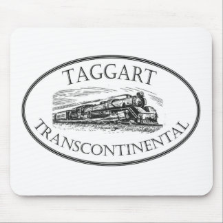 Taggart transcontinental tapete de raton