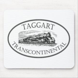 Taggart transcontinental tapete de ratón