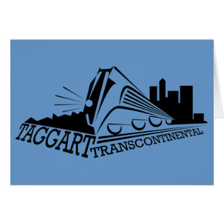 Taggert Transcontinental Card
