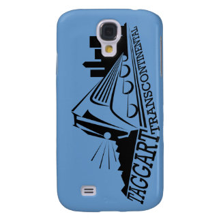 Taggert Transcontinental Samsung Galaxy S4 Covers
