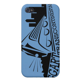 Taggert Transcontinental iPhone 4/4S Cover