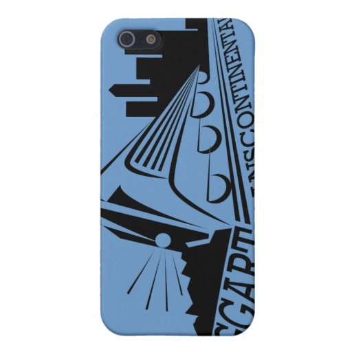 Taggert transcontinental iPhone 5 protectores