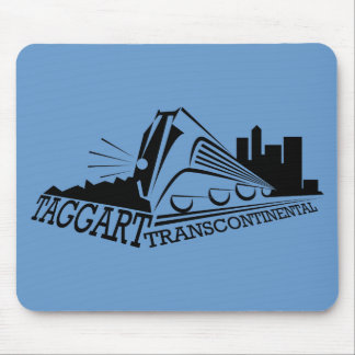 Taggert Transcontinental Mouse Pad