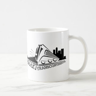 Taggert Transcontinental Coffee Mug