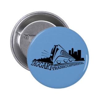 Taggert Transcontinental Pinback Button