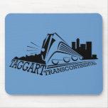 Taggert transcontinental tapete de ratón