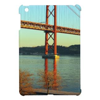 Tagus bridge, Lisbon, Portugal Case For The iPad Mini