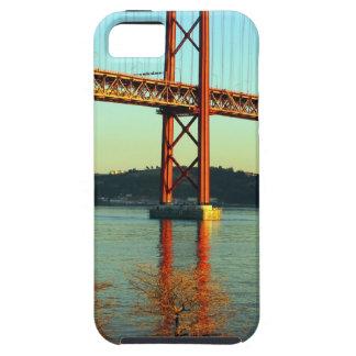 Tagus bridge, Lisbon, Portugal iPhone SE/5/5s Case