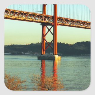 Tagus bridge, Lisbon, Portugal