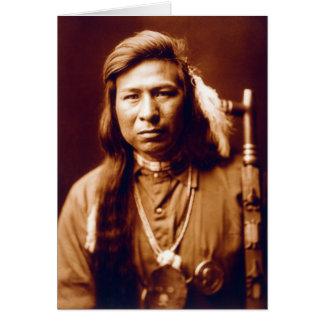 Tah It Way (Native American) Greeting Card