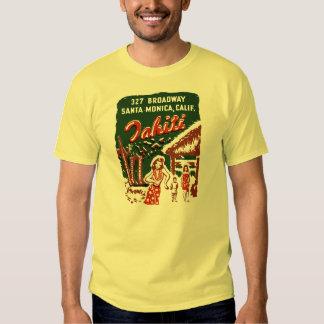 Tahiti Club  (Front and Back) T-Shirt
