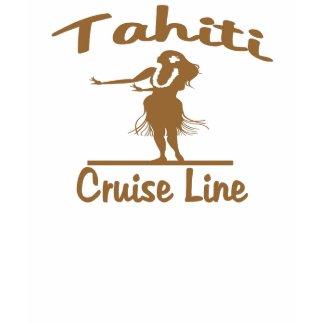 Tahiti Cruise Line shirt