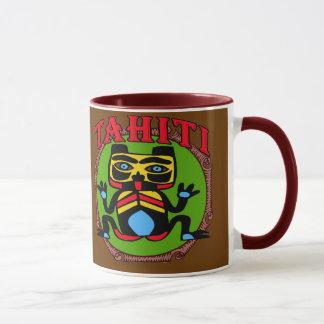 Tahiti Frog Mug