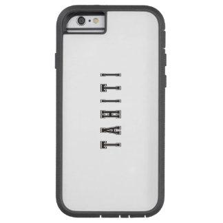 Tahití Funda Tough Xtreme iPhone 6
