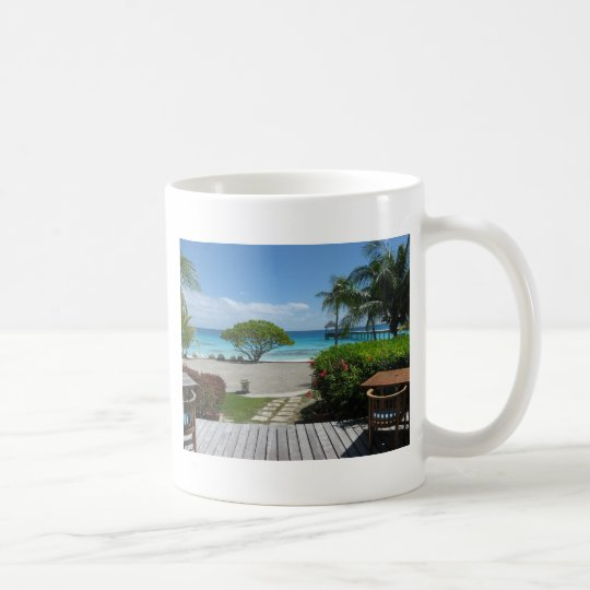 Tahiti Getaway Coffee Mug
