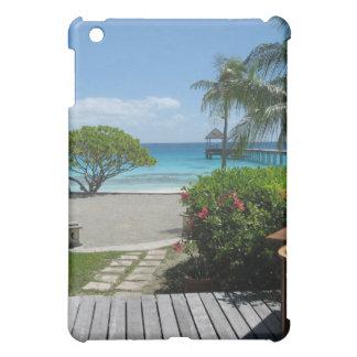 Tahiti Getaway iPad Mini Cover