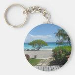 Tahiti Getaway Key Chains