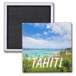 Tahití Imán Para Frigorifico
