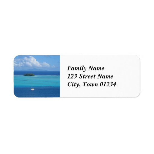 Tahiti Labels