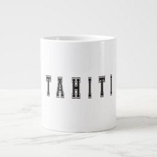 Tahiti Large Coffee Mug