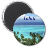 Tahiti magnet