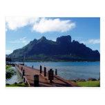 Tahití - otra visión postales