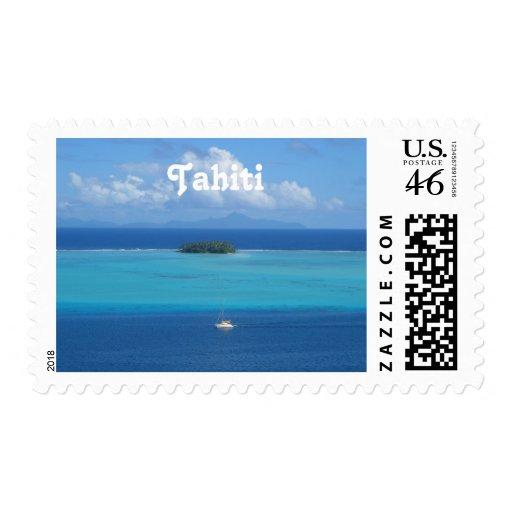 Tahiti Postage Stamps