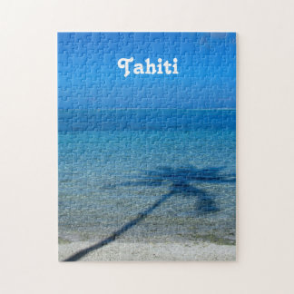 Tahiti Reflections Jigsaw Puzzle