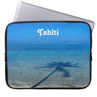Tahiti Reflections Laptop Computer Sleeves