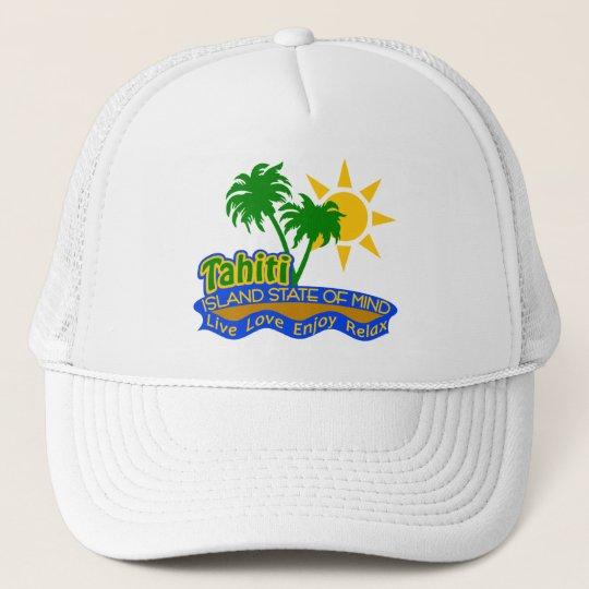 Tahiti State of Mind hat - choose color