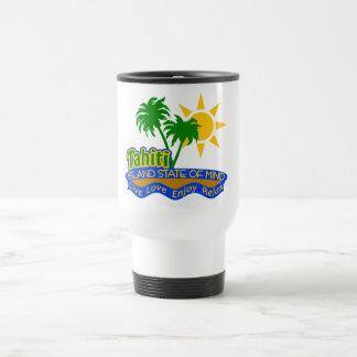 Tahiti State of Mind mug - choose style & color