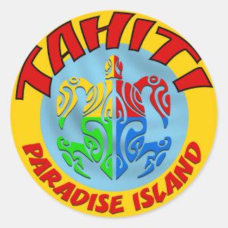 Tahiti Sticker