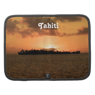 Tahiti Sunset Planner