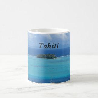 Tahití Taza Básica Blanca