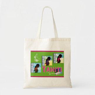 """""""Tahiti """" Tote Bag"""